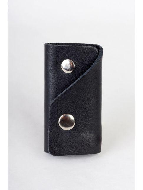 Schlüsselanhänger Etui aus echtem Leder