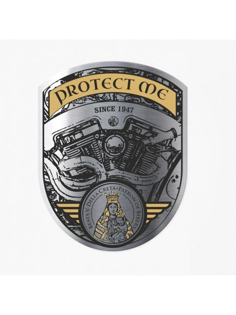 Sticker protect me V-motor gloss