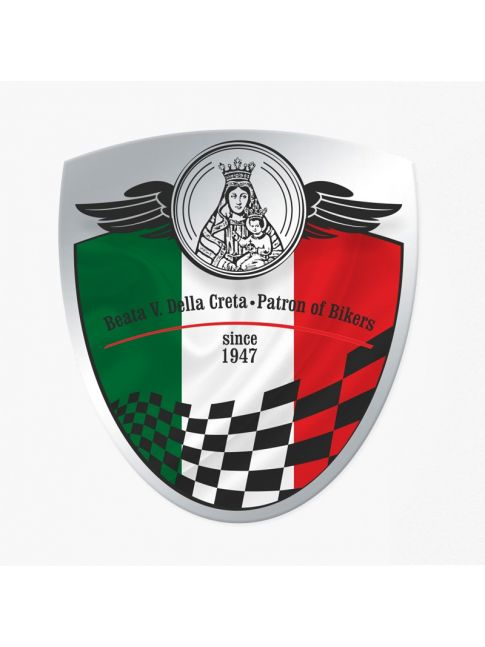 Naklejka flaga - IT Racing