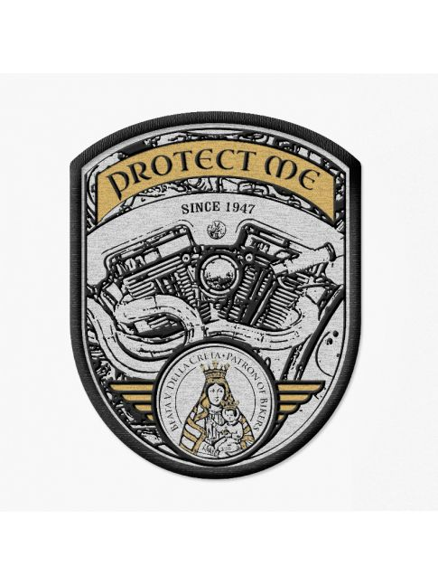 Patch protect me V-motor gloss