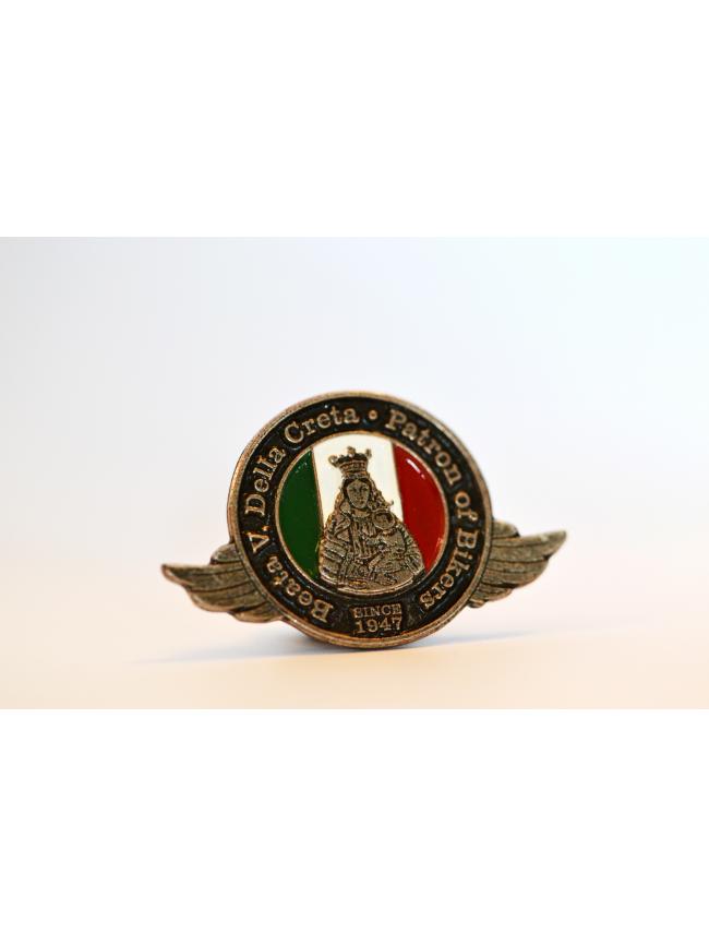 PIN Motorcycle badge Patron of Bikers